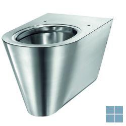 Delabie s21 s hangtoilet mat gepolijst | DEL110310 | LAMO