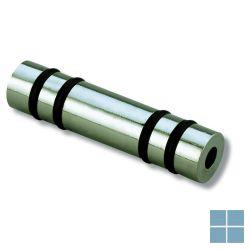 Delabie verbindingsspil om 2 rechte buizen te monteren, voor 2 buizen ø 20mm | DEL2390 | LAMO