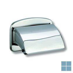 Delabie hypereco toiletpapierhouder voor rol glanzend gepolijst | DEL566TER | LAMO
