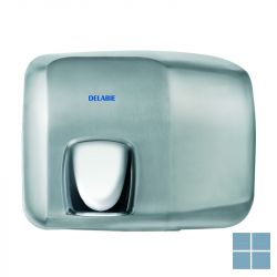 Delabie handendroger automatisch 210x280x220mm mat gepolijst   DEL6614   LAMO