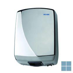 Delabie handendroger automatisch 160x225x300mm glanzend gepolijst   DEL6631   LAMO