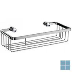 Smedbo sideline design zeepkorf 250x110mm chroom | DK2001 | LAMO