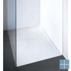 Dzignstone doucheplaat solid surface 160x100cm pg 1   DP.GS.100160.1   LAMO