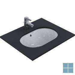 Is connect onderbouw ovaal 55x38 cm wit keramiek | E504801 | LAMO