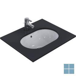 Is connect onderbouw ovaal 62x41 cm wit keramiek | E505001 | LAMO