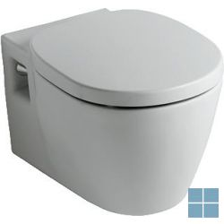 Is connect hangtoilet 54x36 cm wit keramiek (os) | E823201 | LAMO