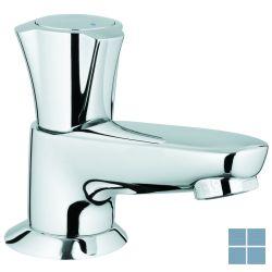 "Grohe costa l toiletkraan, metalen greep, blauw mar., chroom, 1/2"" | G20404001 | LAMO"