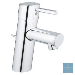 Grohe concetto chroom  eengreeps lavabokraan autom 1/2   G2338010E   LAMO