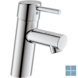 Grohe concetto mengkraan  s-size zonder waste chroom | G3224010E | LAMO