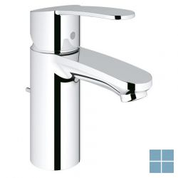Grohe eurostyle cosmo. mengkraan s-size met waste chroom | G3355220E | LAMO