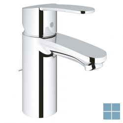 Grohe eurostyle cosmo. mengkraan s-size met ketting chroom | G3355720E | LAMO