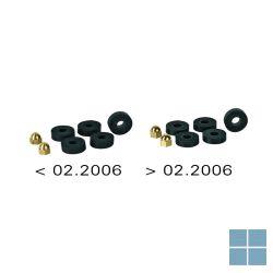 "Grohe o-ring met moer 3/8"" (M4 - M4,5) | G45054000 | LAMO"