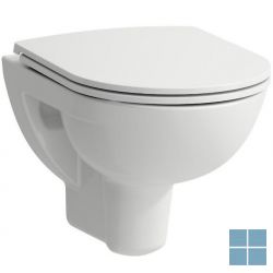 Laufen pro rimless hangtoilet softclosezitting  wit 8.2096.0 | H8669510000001 | LAMO