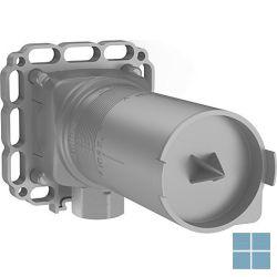 Hansamatrix inbouwdeel aansluitbocht met dichtingsmanchet | HA44040100 | LAMO