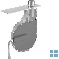 Hansa rollbox voor badrand montage | HA53060200 | LAMO