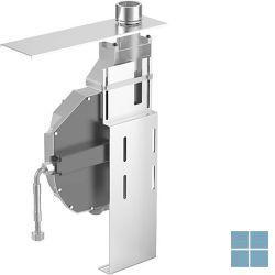 Hansa rollbox voor tegelrandmontage met slangdoorvoer | HA53060300 | LAMO