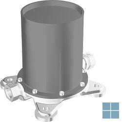 Hansavario inbouw voor vrijstaande badkraan | HA53280100 | LAMO
