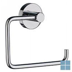 Smedbo home toiletrolhouder zonder klep chroom | HK341 | LAMO
