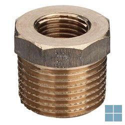 Viega brons reductie dia 1/2m x 3/8f | K2411 | LAMO