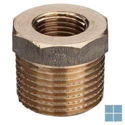 Viega brons reductie dia 1/4m x 1/8f | K2411418 | LAMO