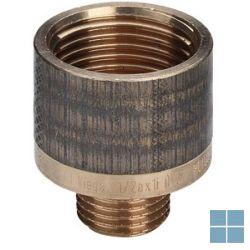 Viega brons reductie dia 1/2m x 3/4f | K2461 | LAMO