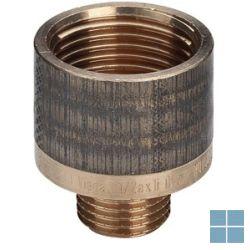 Viega brons reductie dia 1/2m x 4/4f | K2462 | LAMO