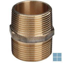 Viega brons nippel dia 1/2m | K28012 | LAMO