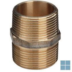 Viega brons nippel dia 1/4m | K28014 | LAMO