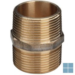 Viega brons nippel dia 3/4m | K28034 | LAMO