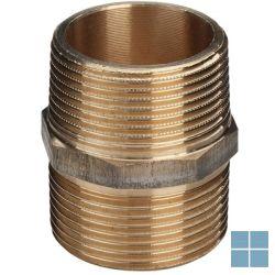 Viega brons nippel dia 3/8m | K28038 | LAMO