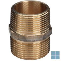 Viega brons nippel dia 4/4m | K28044 | LAMO