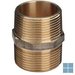 Viega brons nippel dia 5/4m | K28054 | LAMO
