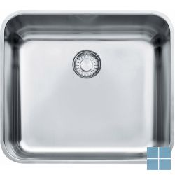 Franke largo onderbouw-glad 470x415 mm inox | LAX1104501 | LAMO