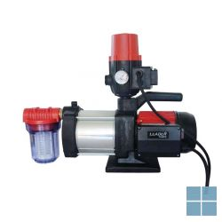 Leader regenwaterpomp inoxplus 240 met press control en filter (voordeelkit)   LP240KIT   LAMO