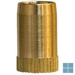 Mazout inzetstuk voor mazoutleiding 6 mm | LPA.E06-04 | LAMO