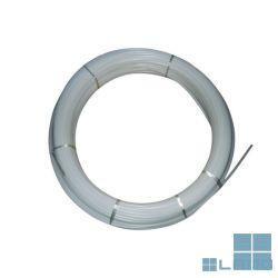 Mazoutleiding polyamide  6 x 4 mm rol 50 m prijs/rol | LPA.WNF06-04 | LAMO