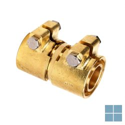 Microflex rechte verbinding pe-x cv/koeling 110x110x10,0mm | MJ270110/10 | LAMO