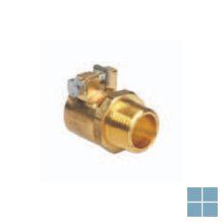 "Watts microflex klemkoppeling pe-x (san) 3/4""Mx20x2,8mm | MJ3413420/28 | LAMO"