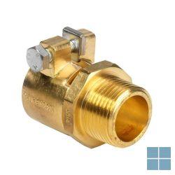 Microflex duo klemkopp jentro pe-xa 3/4 m x25x2,3mm | MJ3413425/23 | LAMO