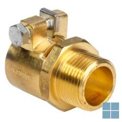 Microflex klemkoppeling pe-x (san) 3/4 mx25x3,5mm | MJ3413425/35 | LAMO