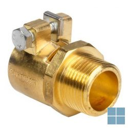 "Watts microflex klemkoppeling pe-x (san) 1""Mx32x4,4mm | MJ3414432/44 | LAMO"