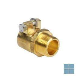 Microflex duo klemkopp jentro pe-xa 5/4 m x40x3,7mm | MJ341544037 | LAMO