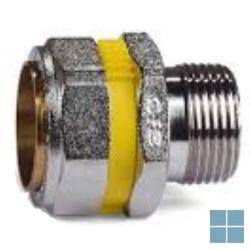 Egeda gfs plt rechte koppeling dn 20 x 4/4 m | P243991066 | LAMO