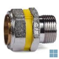 Egeda gfs plt rechte koppeling dn 25 x 3/4 m | P243991075 | LAMO