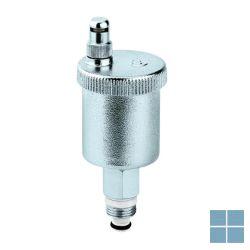 Caleffi automatische ontluchter minical chr 1/2 promobox 15 stuks | PBOX502142 | LAMO