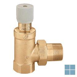 Caleffi drukverschilregelaar 3/4  1-6 mh20 promobox 10 st | PBOX519500 | LAMO