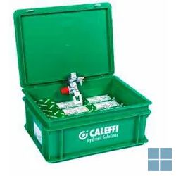 "Caleffi veiligheidsgroep inox 3/4"" 7 bar (10stuks) | PBOX526152 | LAMO"