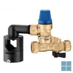 Caleffi veiligheidsgroep 8 bar 15 mm promobox 6 st | PBOX528518 | LAMO