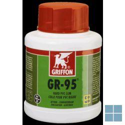 Bison/griffon pvc lijm gr-95 1/4 liter | PL | LAMO