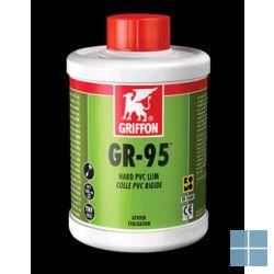 Bison/griffon pvc lijm gr-95 1 liter | PL1 | LAMO